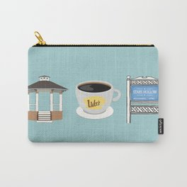 The Town of Stars Hollow Carry-All Pouch
