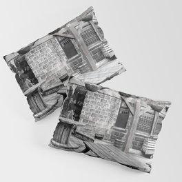 recycled bar terrace Pillow Sham