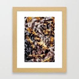 Pattern № 32 Framed Art Print