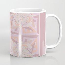 Peace is Soft Tiled Coffee Mug