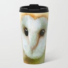 The Barn Owl Travel Mug