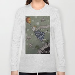 You can fly, Mary! Long Sleeve T-shirt