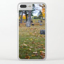 Mother Clear iPhone Case