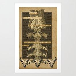 Conform Art Print