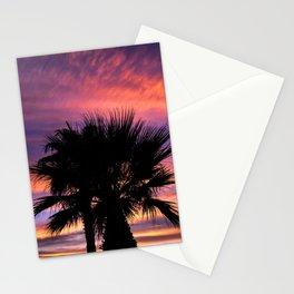 Palm Sunset - 7a Stationery Cards
