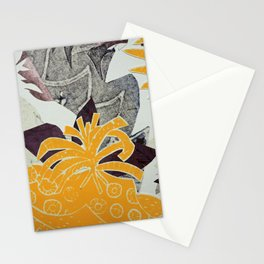 Urban Tropical Stationery Cards