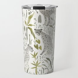 Grey Cheetahs Travel Mug