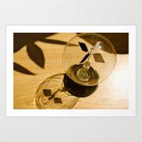 Radiometer Art Print
