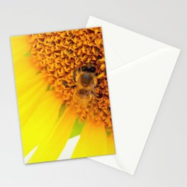 """SAVE THE BEE""""S Stationery Cards"""