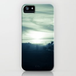 Sunset Mist iPhone Case