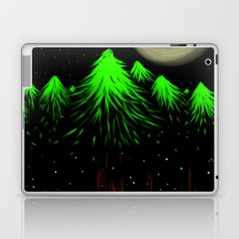 Pine Forest Laptop & iPad Skin