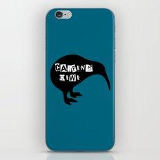 KIWI Carping Kiwi iPhone & iPod Skin