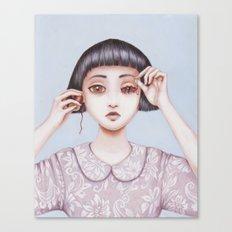 human emotion Canvas Print