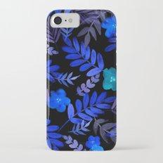 Floral Watercolor iPhone 7 Slim Case
