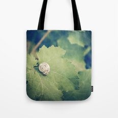 Shell Tan Tote Bag