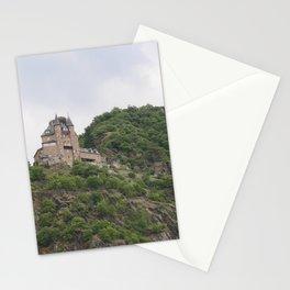 Rheinfels Castle above Sankt Goar Stationery Cards