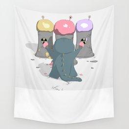 Godzelato! - Series 5: Flavor Matters Wall Tapestry
