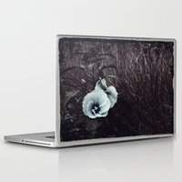 hibiscus Laptop & iPad Skins featuring Hibiscus by KunstFabrik_StaticMovement Manu Jobst