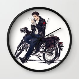 James Barnes Wall Clock