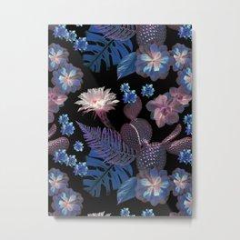 My Exotic Garden Metal Print