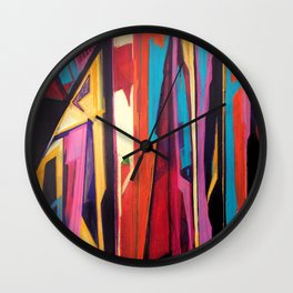Conflicts 2017 Wall Clock