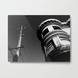 Building in San Francisco Metal Print