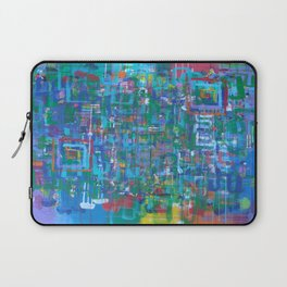 Every Part of You is Just Another Part of Me Laptop Sleeve