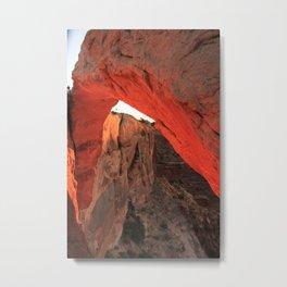 Mesa Arch at Sunrise Metal Print