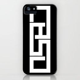 BIGGEAR LOGO iPhone Case