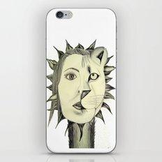 Sun Warrior iPhone & iPod Skin