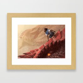Initiate Framed Art Print