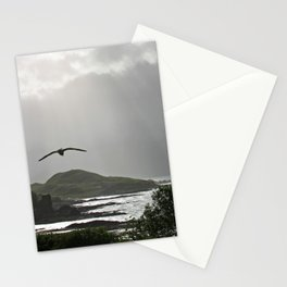impressions of scotland - into the light Stationery Cards