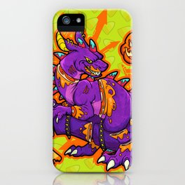 Get in the candy corn, losers.  iPhone Case