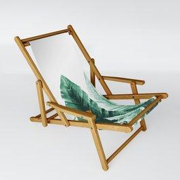 Underwater Leaves Vibes #2 #decor #art #society6 Sling Chair