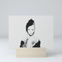 Uta Ghoul v1 Mini Art Print
