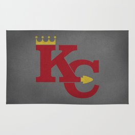 Kansas City Sports Red Rug