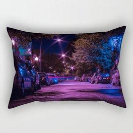 v a p o r d a z e d Rectangular Pillow
