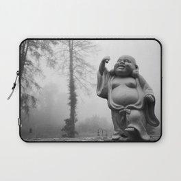 Morning Buddha Laptop Sleeve