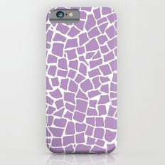 British Mosaic Orchid iPhone 6s Slim Case