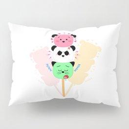 Too Kawaii To Eat! Pillow Sham