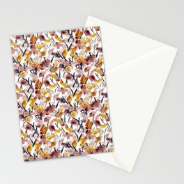 Watercolor Floral 2 Stationery Cards