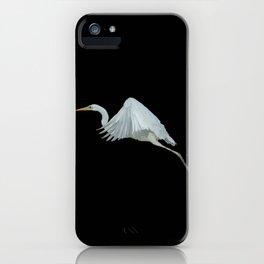 Stork - 104 iPhone Case