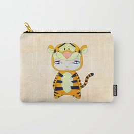 A Boy - Tigger Carry-All Pouch