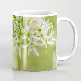 Wild Garlic of the English Countryside Coffee Mug