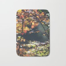 Autumn Window Bath Mat