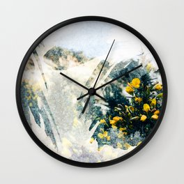 Time to Defrost Wall Clock