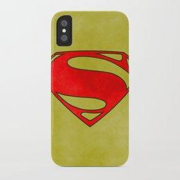 Super Hero, comics iPhone Case