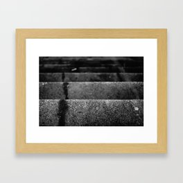 stairs Framed Art Print
