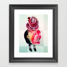 Princess Nerris Framed Art Print