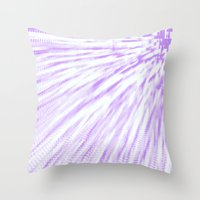 lavender Throw Pillows featuring Lavender. by SimplyChic
